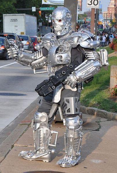 Robots in Brooklyn