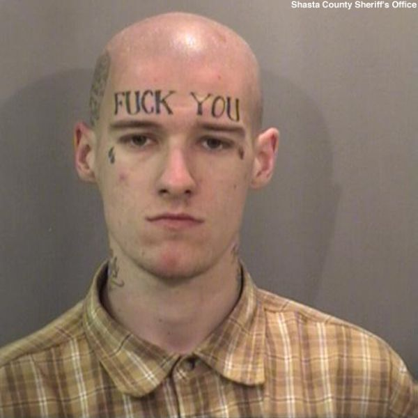 The Best Mugshots of the Year