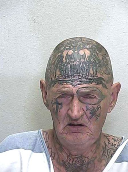 The Best Mugshots Of The Year 45 Pics Izismile Com