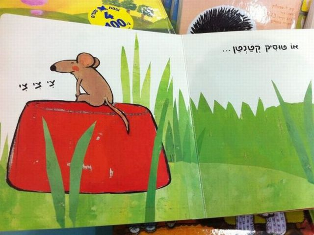 WTF Children's Book