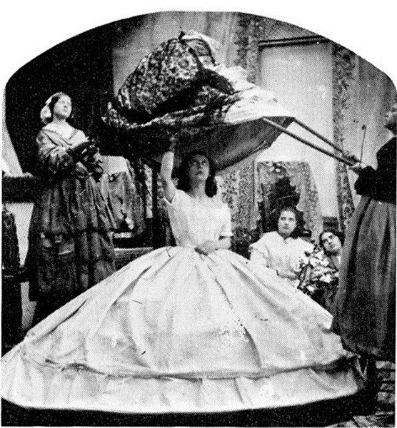 How to Get Dressed in 1860