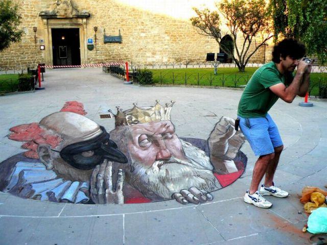 Street Art That Looks Incredible