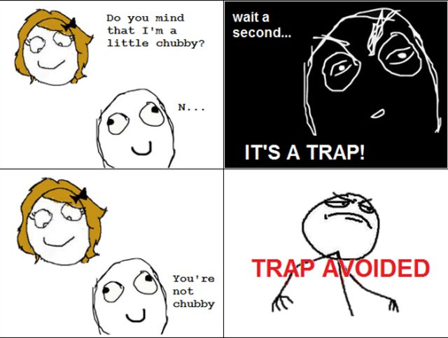 Traps: They're All Over the Place
