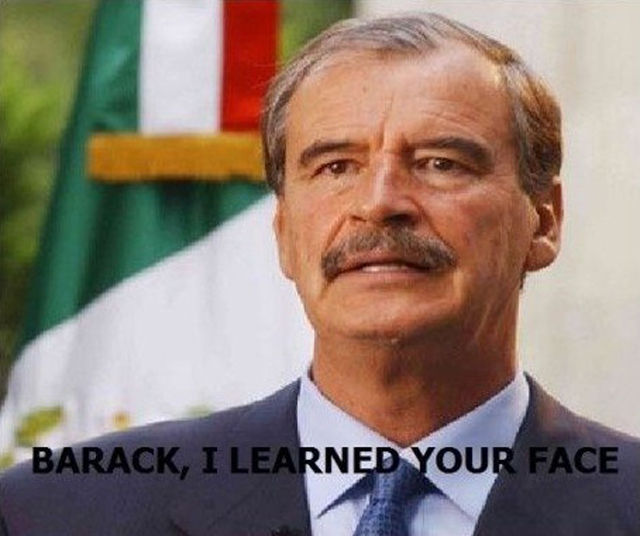 I Learned Your Face!