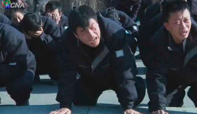 Mass Hysteria for Kim Jong-Il's Death