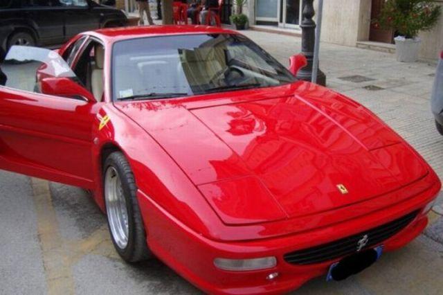 Pontiac Becomes Ferrari 355