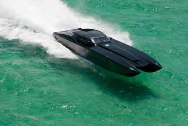 Real Speedboat Beast