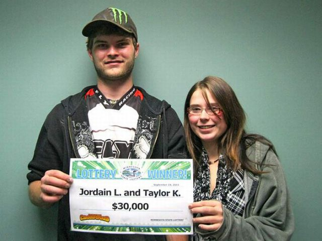 Lottery Winners: Know Their Faces