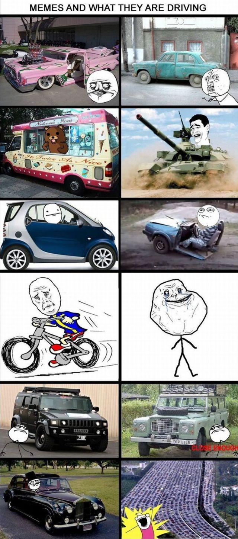 Memes Need Wheels Too