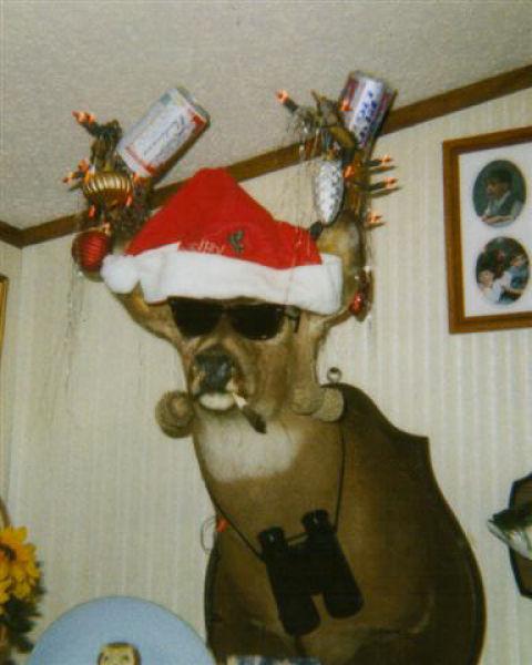 christmas redneck style 33 pics