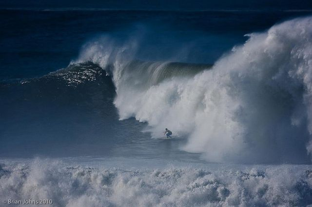 Conquering the Waves at Mavericks
