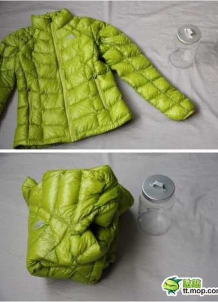 One Very Unusual Jacket