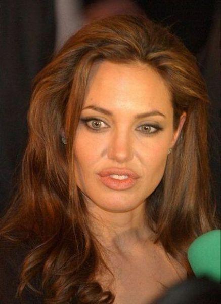 Angelina Jolie S Funny Faces 77 Pics Izismile Com