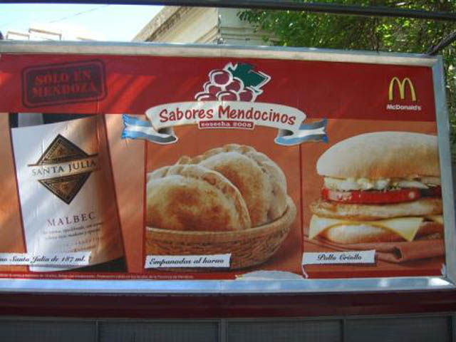 Exotic Meals at McDonald's Around the World