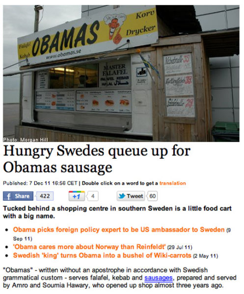 Must-See Headlines of 2011