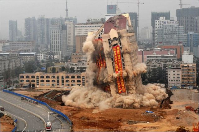 [imagetag] Big Explosion in China