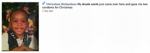 My Drunk Uncle & Christmas