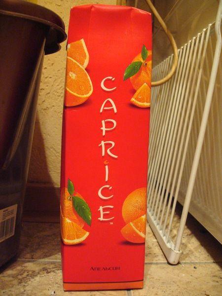 Juice with WTF Surprise