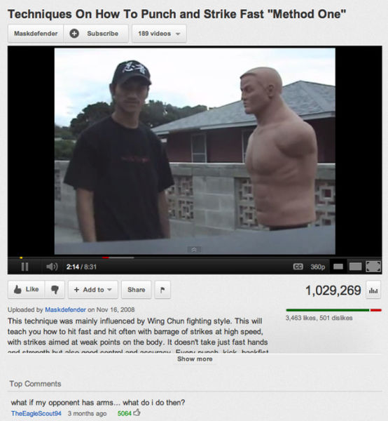 Really Funny YouTube Comments