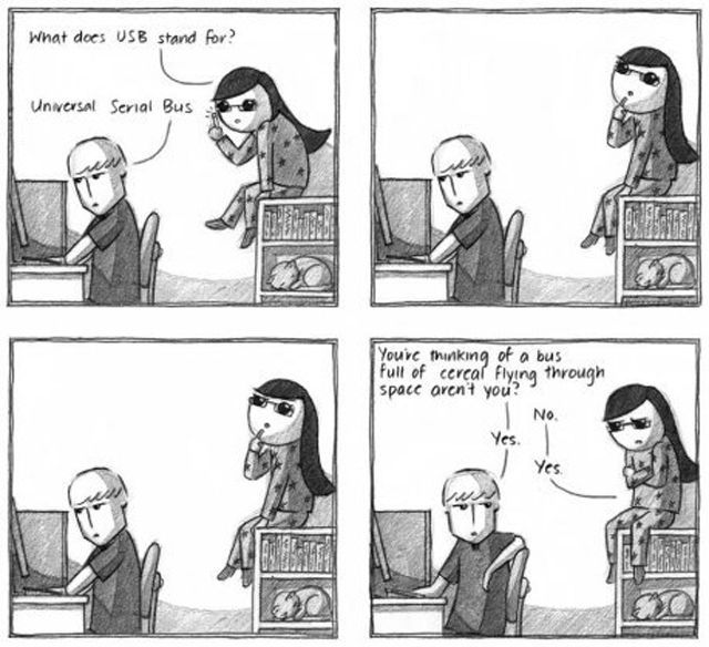 The Most Hilarious Web Comic Strips of 2011