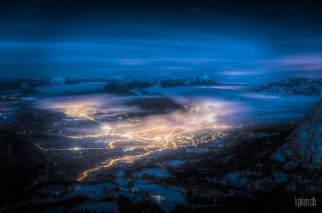 "Incredible ""Blue Hour"" Pictures from Around the World"