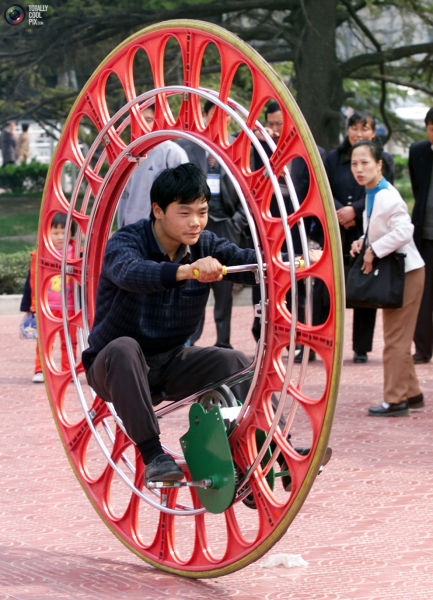 Weird Inventions Made by the Chinese