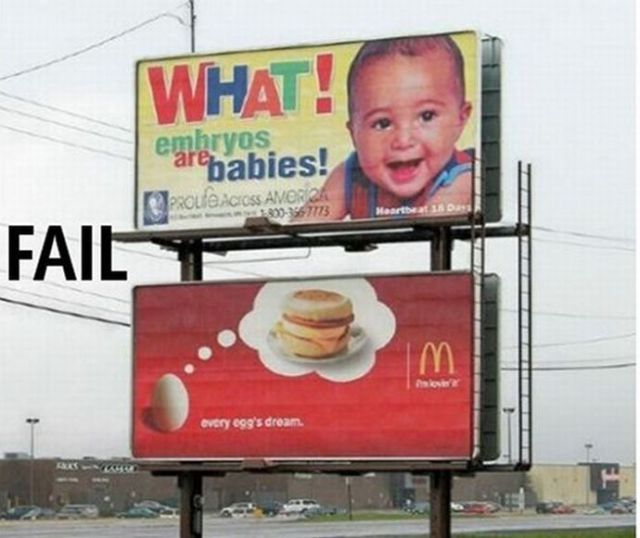 Weird and WTF Billboards