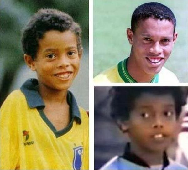 Soccer Stars: Then and Now