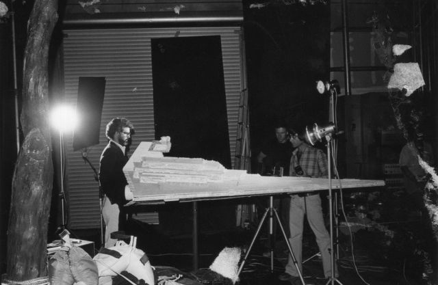 Pull Back the Movie Curtain: Behind the Scenes