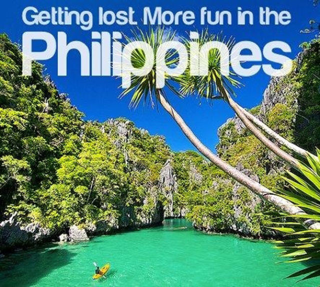 its more fun in the philippines essay Its location on the pacific ring of fire and its tropical climate make the philippines prone to earthquakes and typhoons but have also endowed the country with natural resources and made it one of the richest areas of biodiversity in the world.