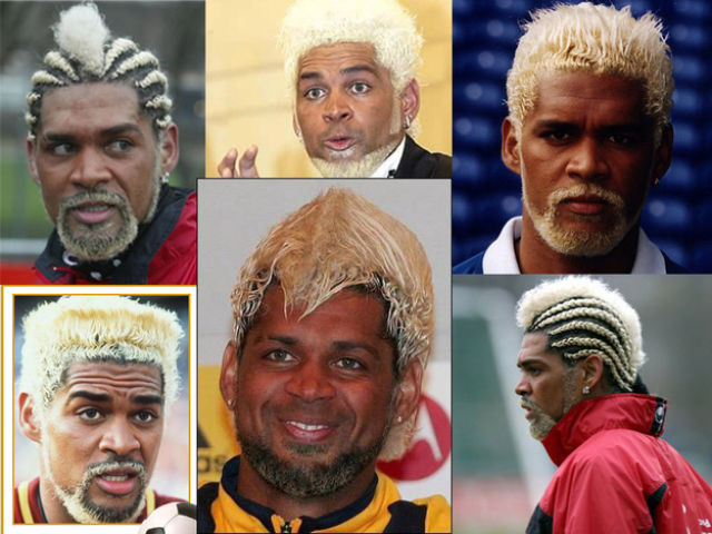 Laughable Haircuts of Athletes