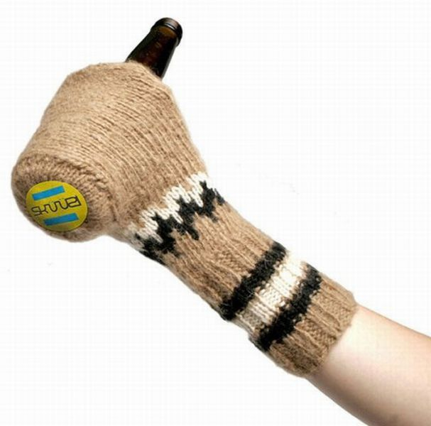 Unusual Glove