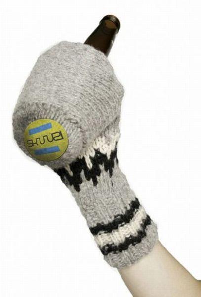 Unusual Glove