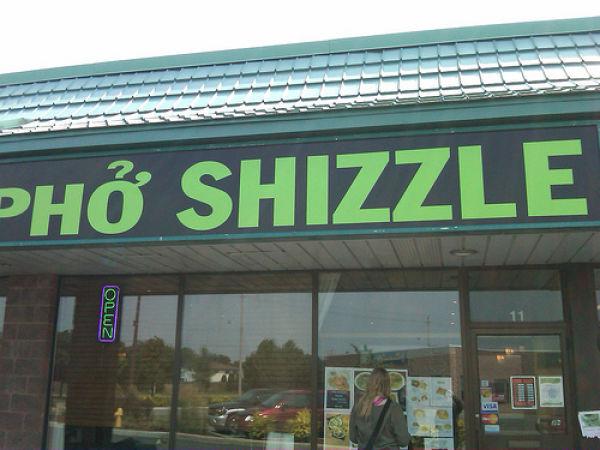 Punny Restaurant Names