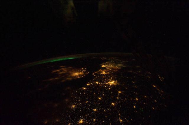 Stunning Shots of Earth at Night