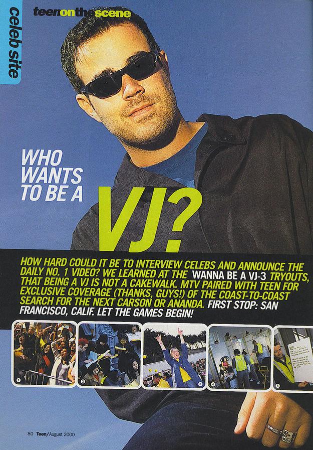 Top Teen Heartthrobs of 1999