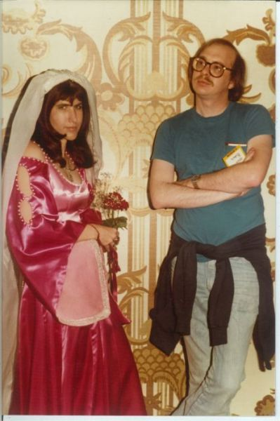 Cosplayers of 1980's
