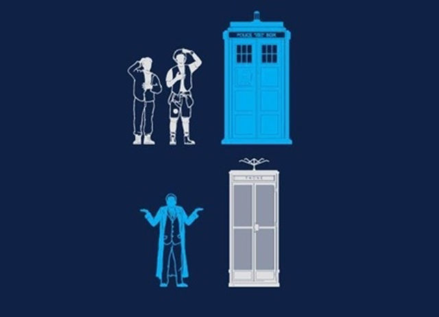 Doctor Who Spoofs
