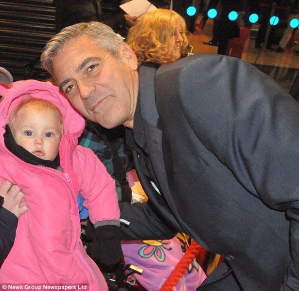 Celebrities Love This Baby Girl