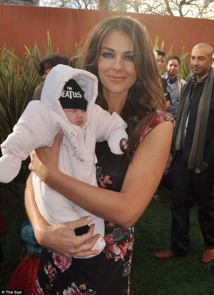 Celebrities Love This Baby Girl