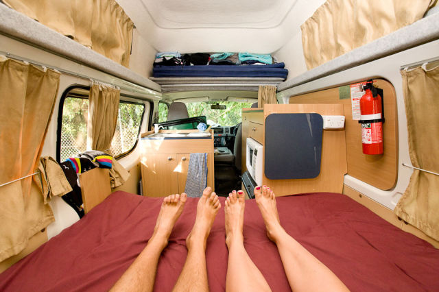 Feet That Enjoy Travelling
