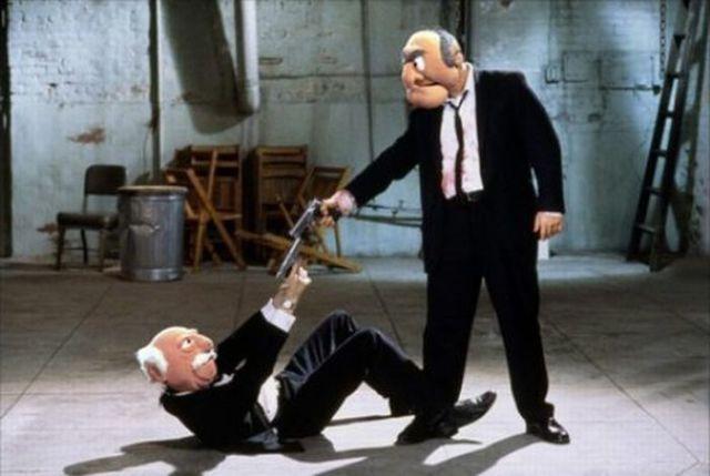 Muppet Film Mayhem