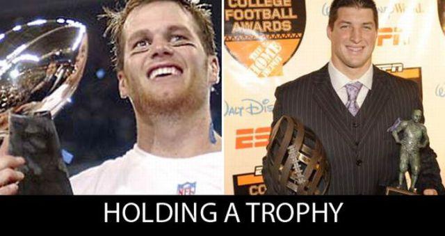 Tom Brady or Tim Tebow?