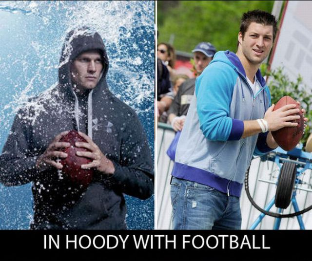 Tom Brady or Tim Tebow?