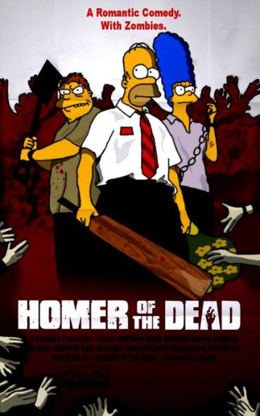 The Simpsons in Different Movies