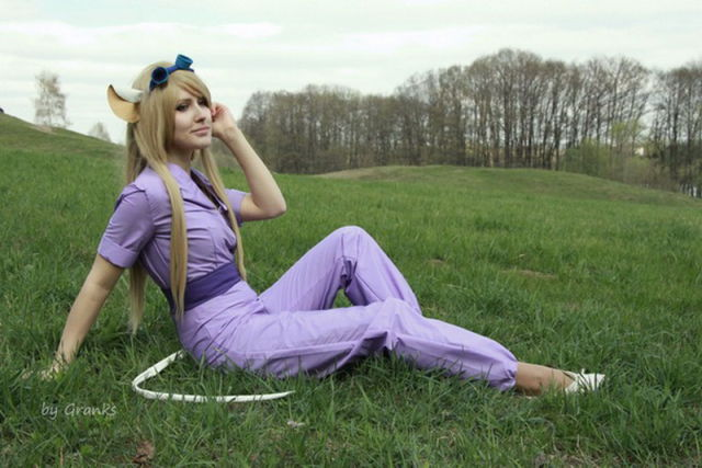 Beautiful Gadget Hackwrench Cosplay