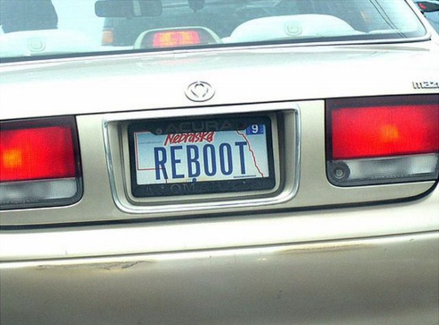 License Plates That Stand Out