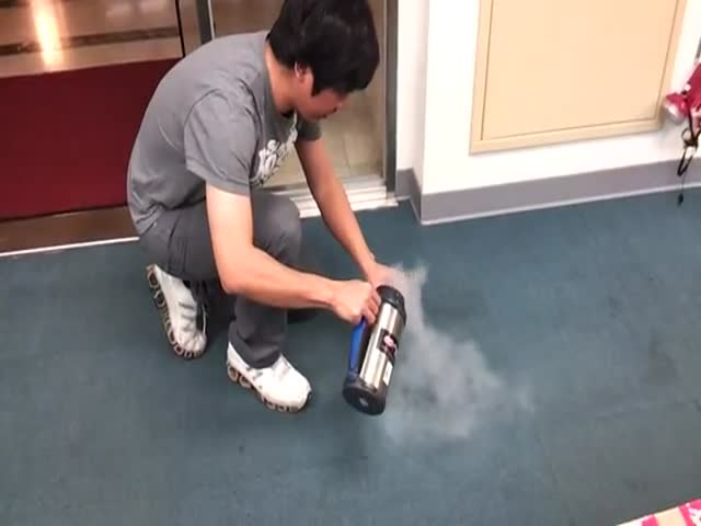Why You Shouldn't Play with Liquid Nitrogen