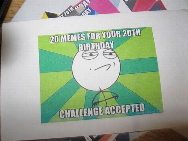 Happy Birthday, You Are 20 Now!