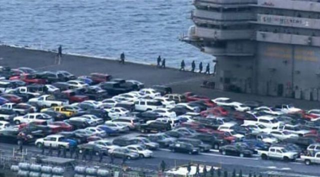 Maybe the World's Most Expensive Parking Lot